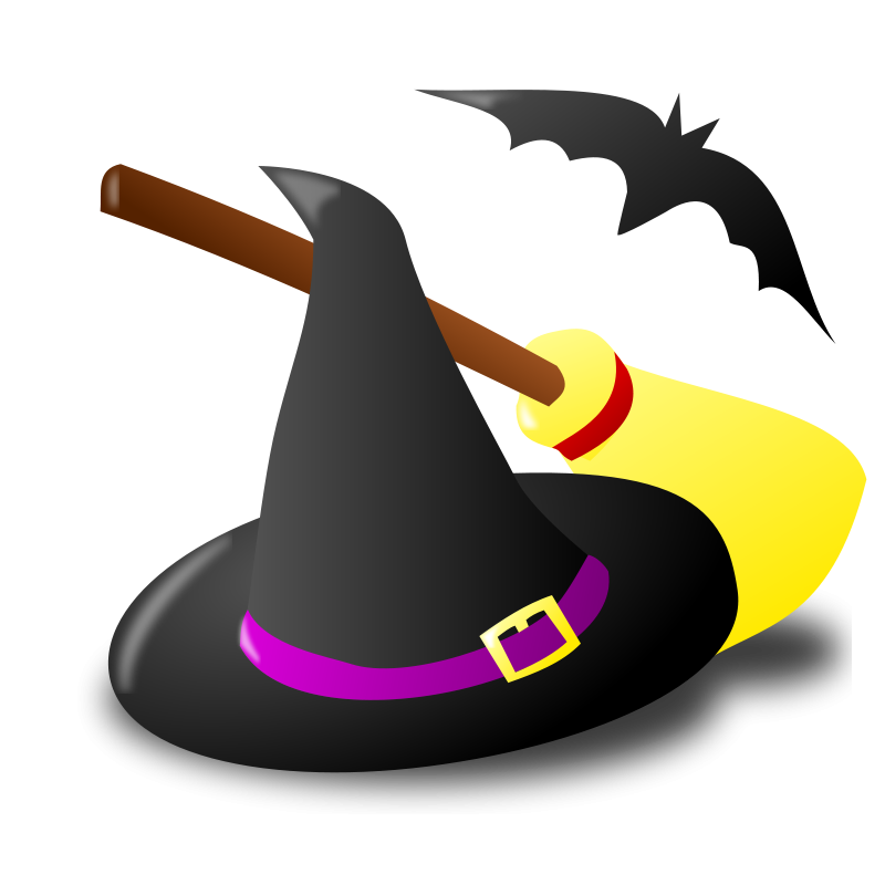 Haunted house witch clipart picture library download 28+ Collection of Witch And Cauldron Clipart | High quality, free ... picture library download