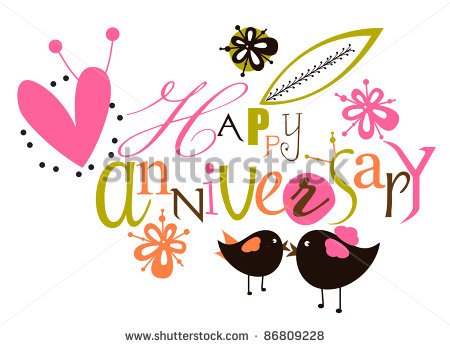 Free happy anniversary background clipart image freeuse library Happy 2nd Work Anniversary Clipart - Clipart Kid image freeuse library