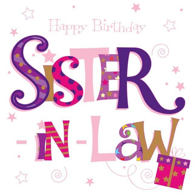 Free happy birthday sister in law clipart transparent download Hosting a birthday party for your kids or family member is not easy ... transparent download