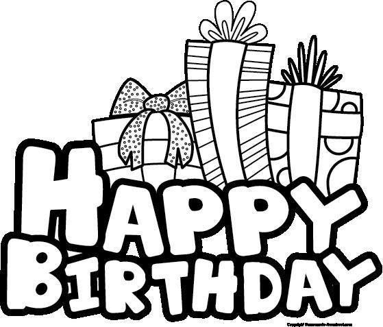 Free happy birthday sweetheart clipart full page graphic freeuse Free Happy Birthday Clipart | DIY and crafts | Happy birthday ... graphic freeuse