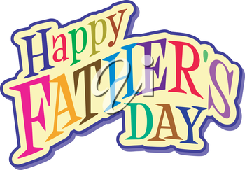 Happy fathers day to son free clipart jpg royalty free library A happy father\'s day banner | Father\'s Day in 2019 | Free clipart ... jpg royalty free library