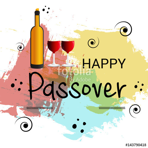 Free happy passover clipart banner transparent stock Happy Passover.\