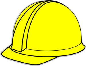 Clip art at clker. Free hard hat clipart