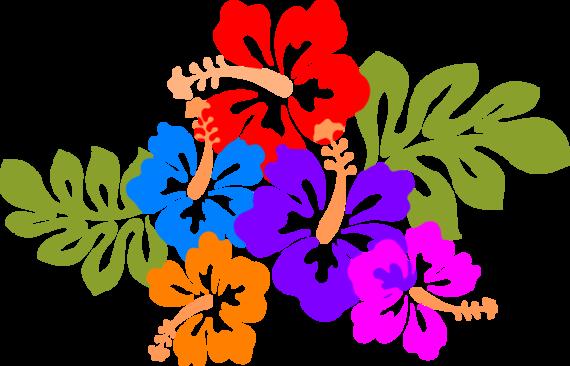 Free hawaiian luau clipart graphic download Free Luau Clip Art Pictures - Clipartix graphic download