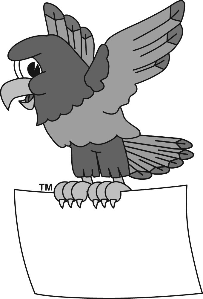 Hawk clipart free picture library download free hawk images | Free Hawk Clipart - Click here for color Hawk ... picture library download