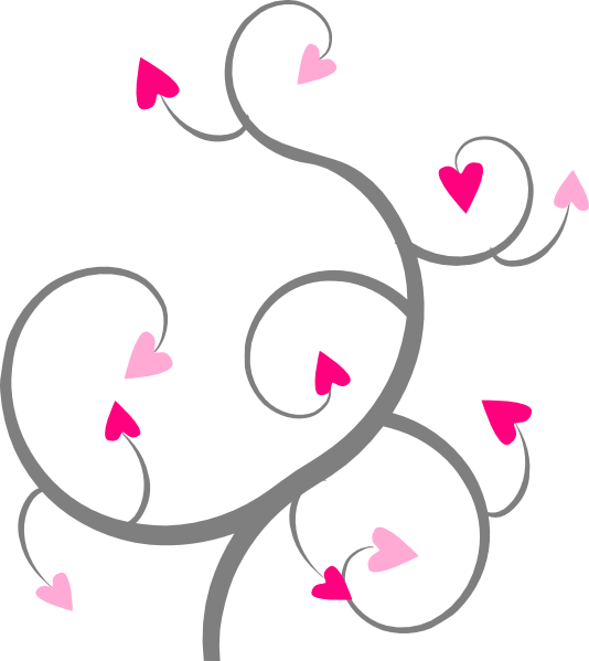 Free heart clipart vector free download Heart clipart swirl ~ Frames ~ Illustrations ~ HD images ~ Photo ... free download