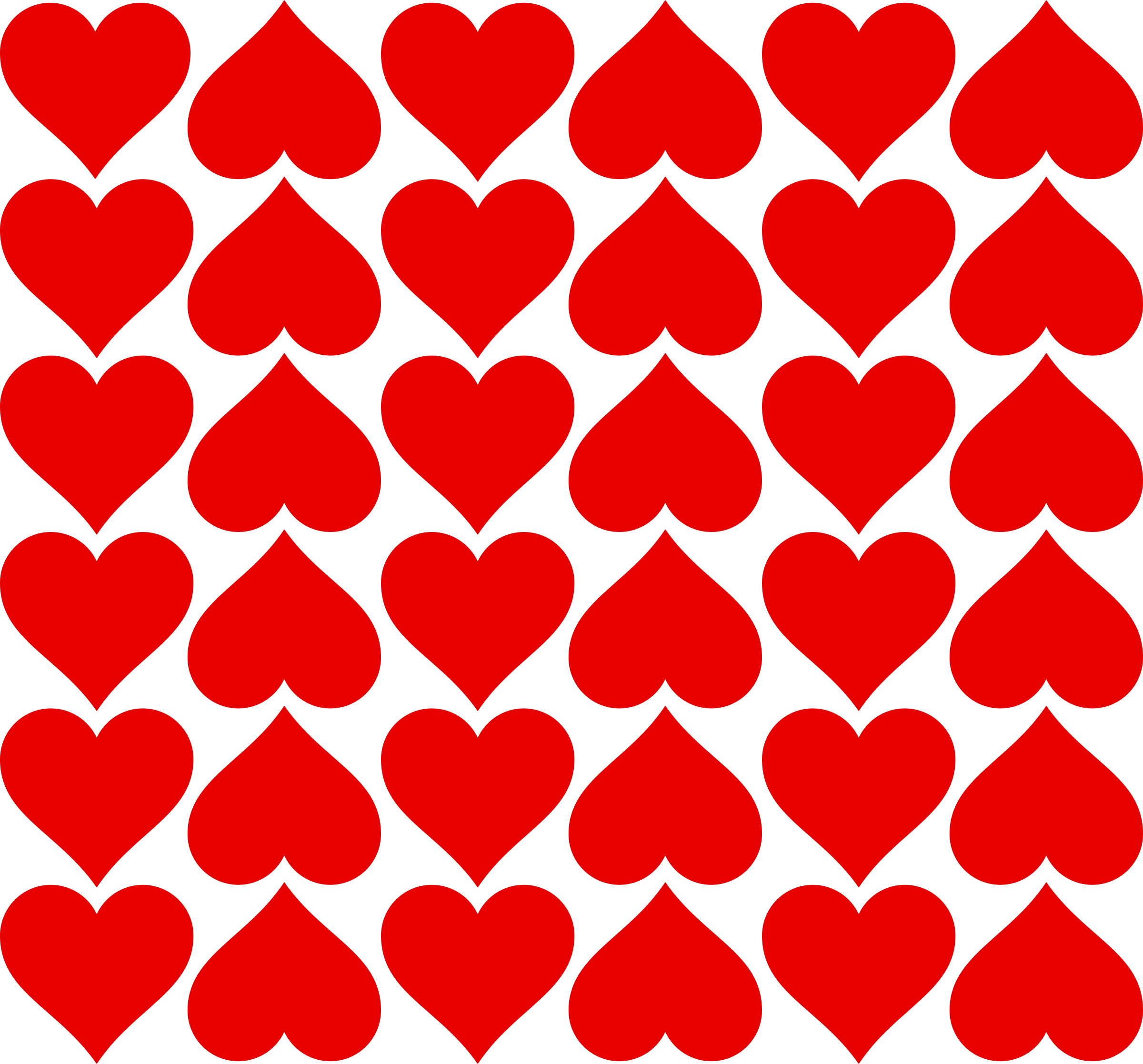 Free heart vector clipart picture Clipart - heart tiles picture