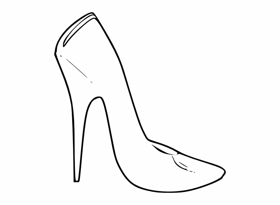 High heels clipart free jpg stock High Heel Shoes Women Fashion Svg Clip Arts 564 X 594 - High Heel ... jpg stock