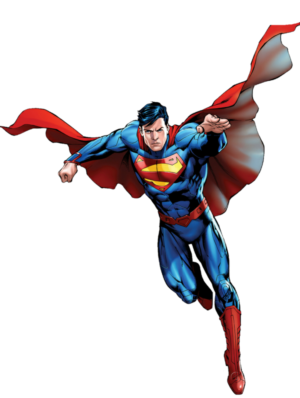 Free high resolution comic book clipart freeuse library Superman PNG Image - PurePNG | Free transparent CC0 PNG Image Library freeuse library