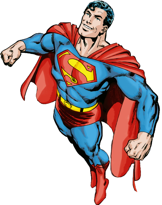 Free high resolution comic book clipart vector freeuse stock Superman PNG Image - PurePNG | Free transparent CC0 PNG Image Library vector freeuse stock