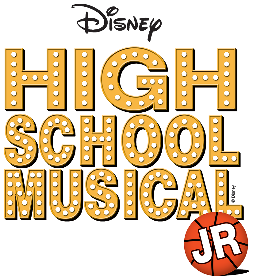 High school play clipart graphic freeuse download Hal Leonard Online - High School Musical JR. Broadway Show graphic freeuse download