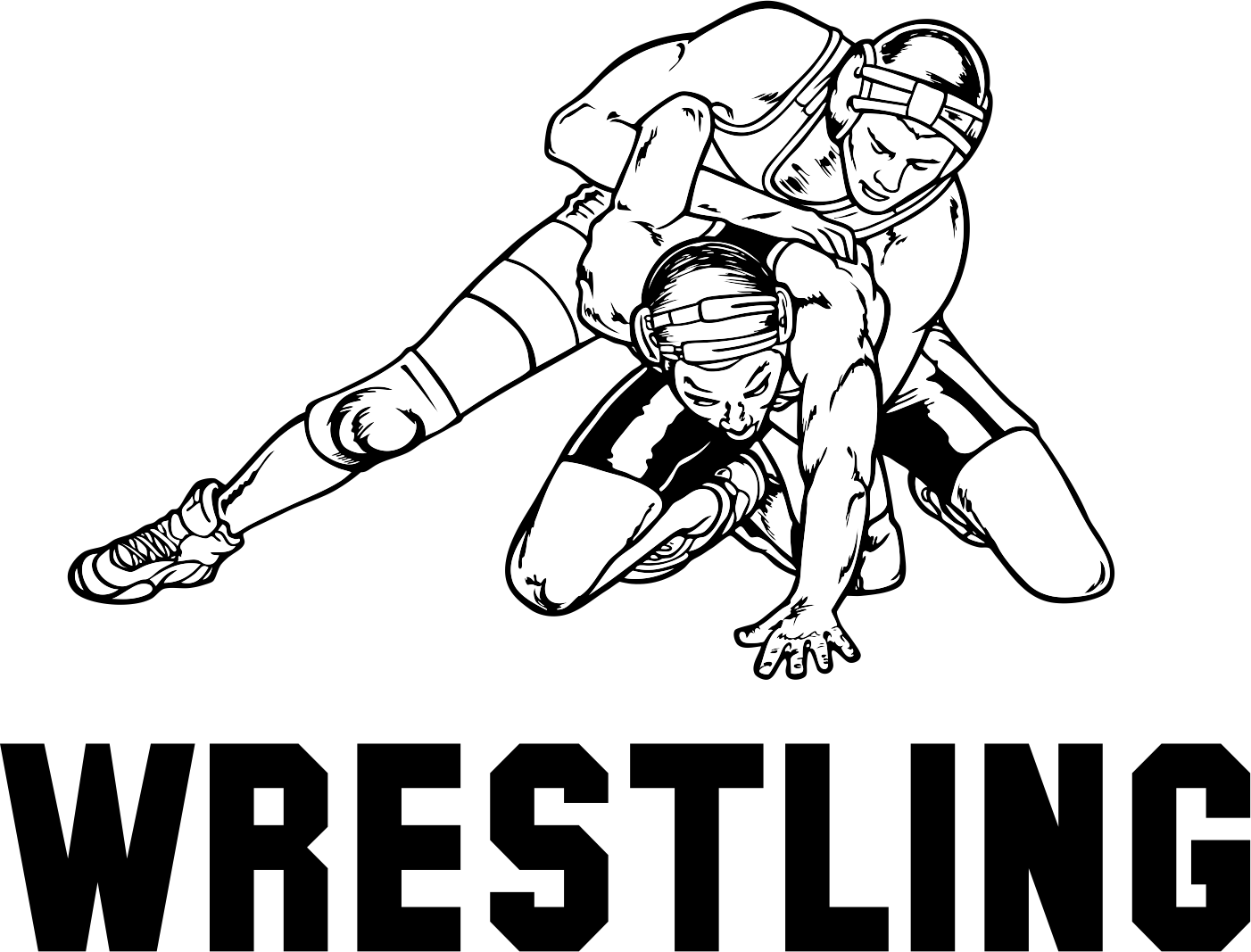 High school wrestling mat clipart clipart royalty free download 28+ Collection of High School Wrestling Drawings | High quality ... clipart royalty free download