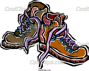 Free hiking boots and walking stick clipart. Hike cliparts download best