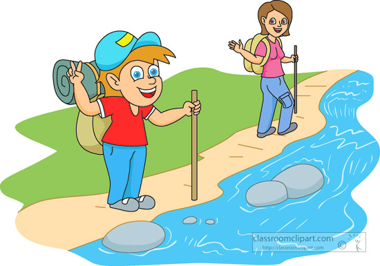 Girl hiking clipart banner freeuse download Mountain hiking clip art free clipart images 4 - ClipartBarn banner freeuse download