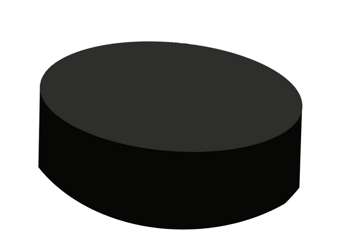 Clip art look at. Free hockey puck clipart