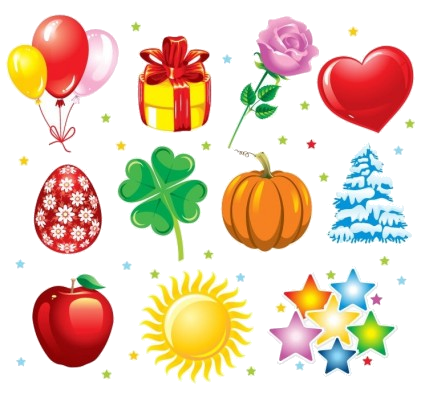 Free holiday vector clipart graphic royalty free download Holiday Vector Happy Holidays Clip Art Free For About Png - AZPng graphic royalty free download