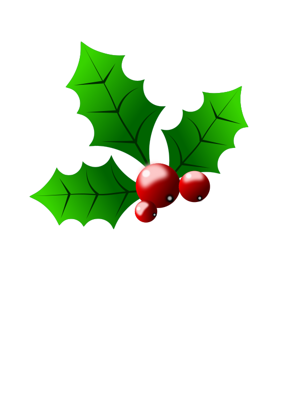 Free holly berry clipart royalty free library Free Clipart: Holly_berries | Almeidah royalty free library