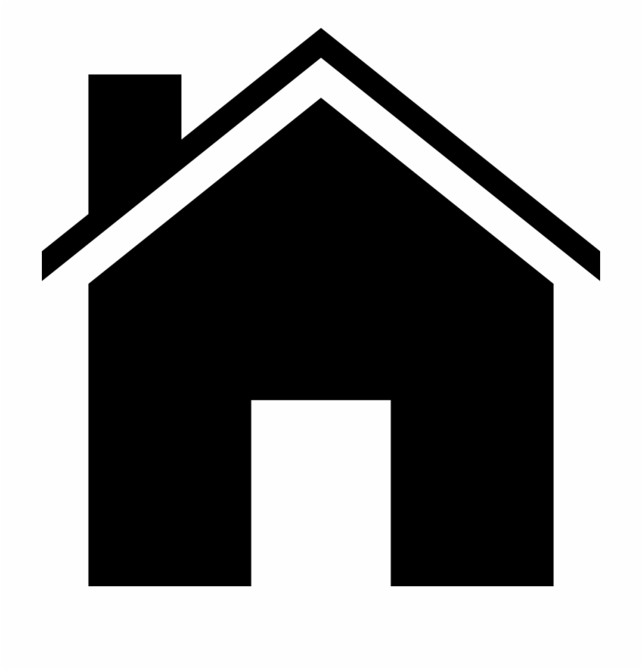 Free home icon clipart image freeuse stock Ios Home Icon Png - House Icon Microsoft Word Free PNG Images ... image freeuse stock