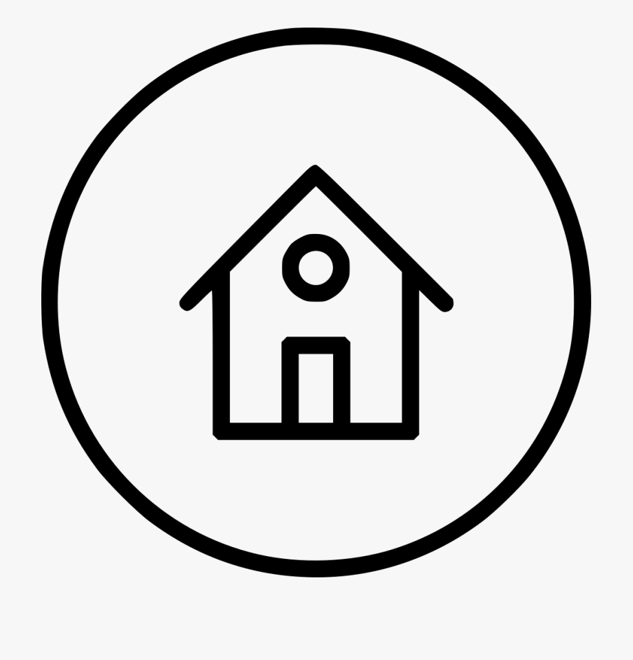 Free home icon clipart png black and white stock Clipart Home Home Address - Home Address Icon #1027112 - Free ... png black and white stock