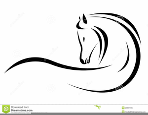 Free horse head clipart svg freeuse Free Clipart Horses Head | Free Images at Clker.com - vector clip ... svg freeuse