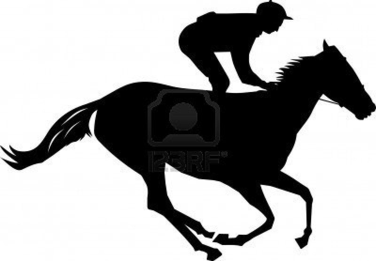 Free horse racing images clipart clip black and white stock Horse Racing Clipart | Clipart Panda - Free Clipart Images | Design ... clip black and white stock