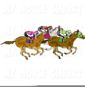Free horse racing images clipart image royalty free stock Horse Racing Track Clipart | Free Images at Clker.com - vector clip ... image royalty free stock