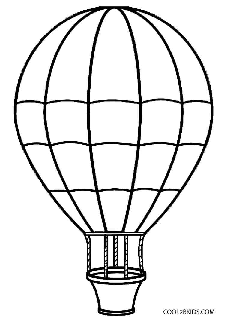 Free hot air balloon clipart black and white picture black and white library Balloon Clipart Black And White | Free download best Balloon Clipart ... picture black and white library