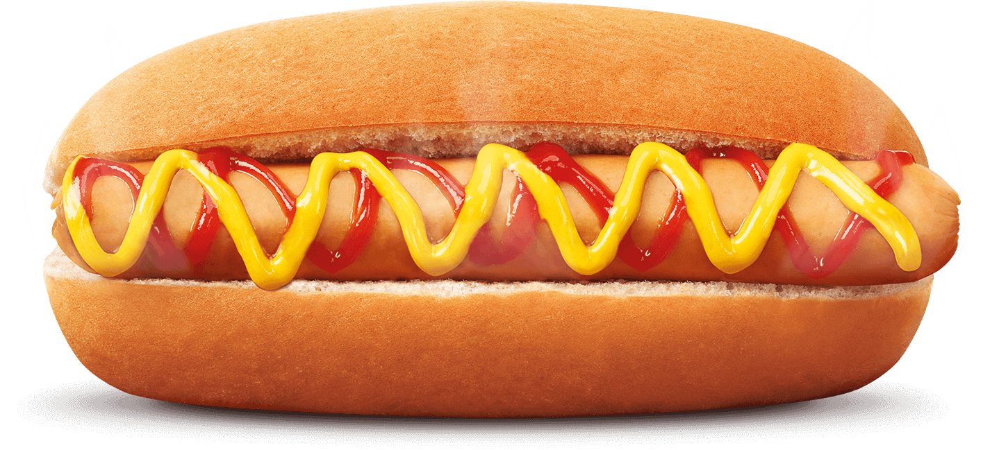 Free hot dog clipart banner free stock Spring Training Double Deal: Hot Dog! | Chompie's Restaurant, Deli ... banner free stock