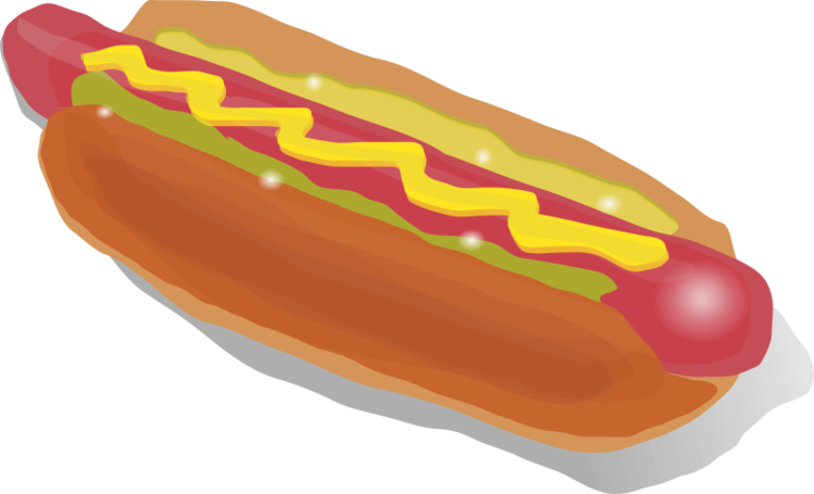 Hot dog man clipart clip free stock Free hot dog PSD files, vectors & graphics - 365PSD.com clip free stock