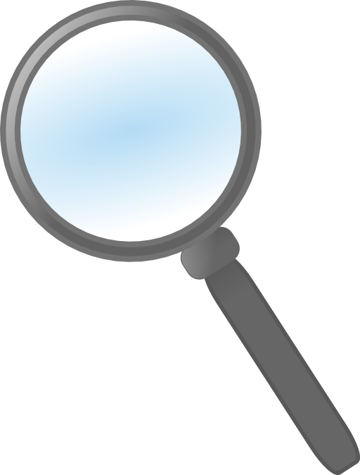 Free house with magnifying glass clipart clip art transparent stock Magnifying Glass Clipart   i2Clipart - Royalty Free Public Domain ... clip art transparent stock