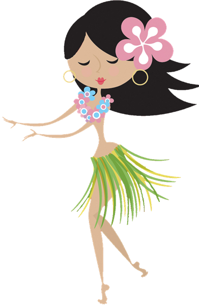 Free hula girl clipart transparent stock Free Hula Girl Clipart Group with 18+ items transparent stock
