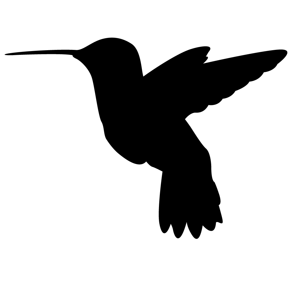 Drawing download clip art. Free hummingbird silhouette clipart