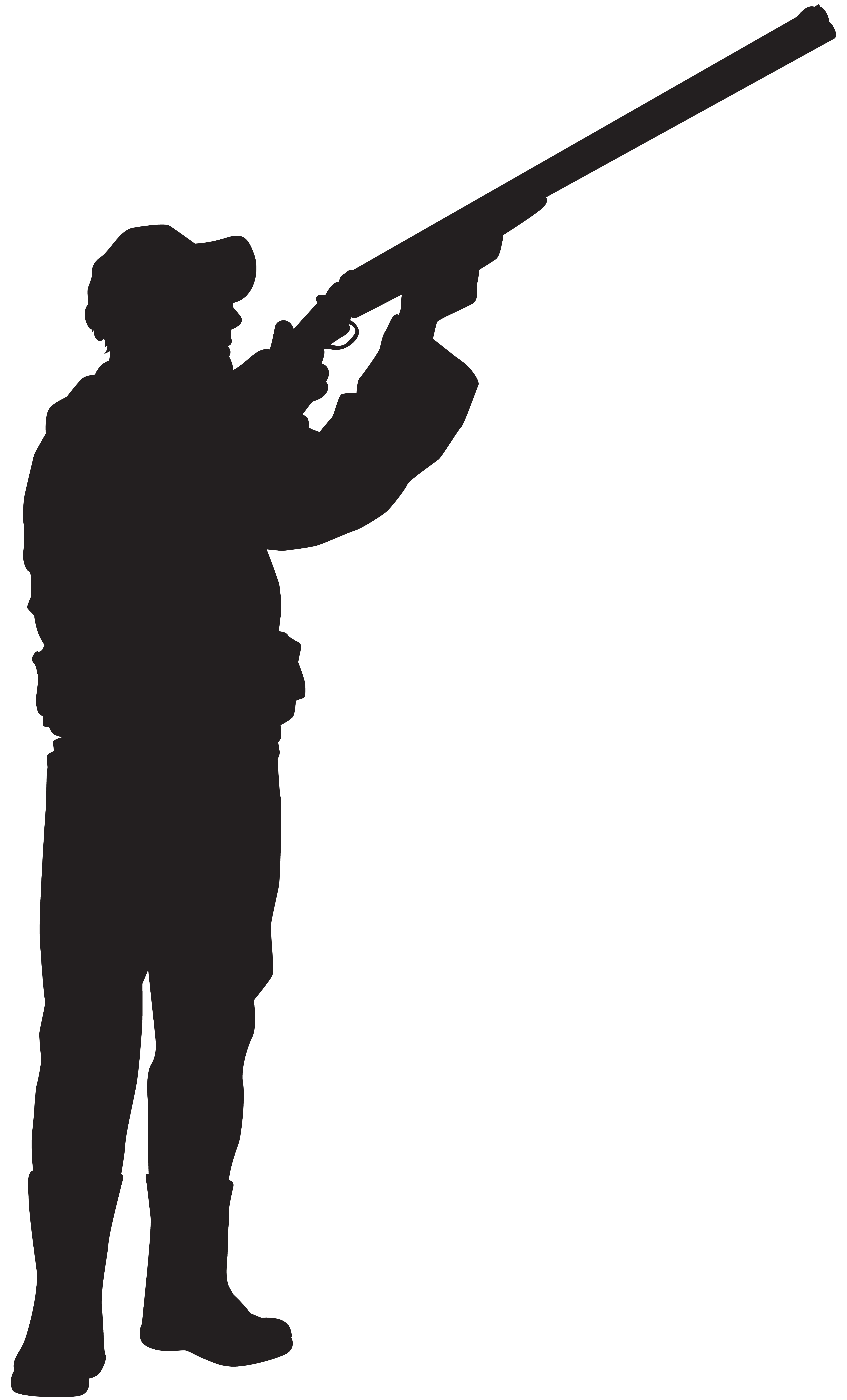 Free hunter clipart jpg download Hunter Silhouette PNG Clip Art Image | Gallery Yopriceville - High ... jpg download