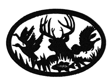 Free hunting and fishing clipart png royalty free library Free Hunting Scene Cliparts, Download Free Clip Art, Free Clip Art ... png royalty free library