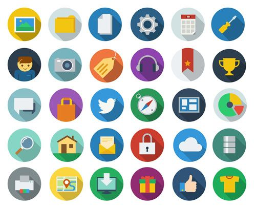 sets of high. Free icons clipart download pack