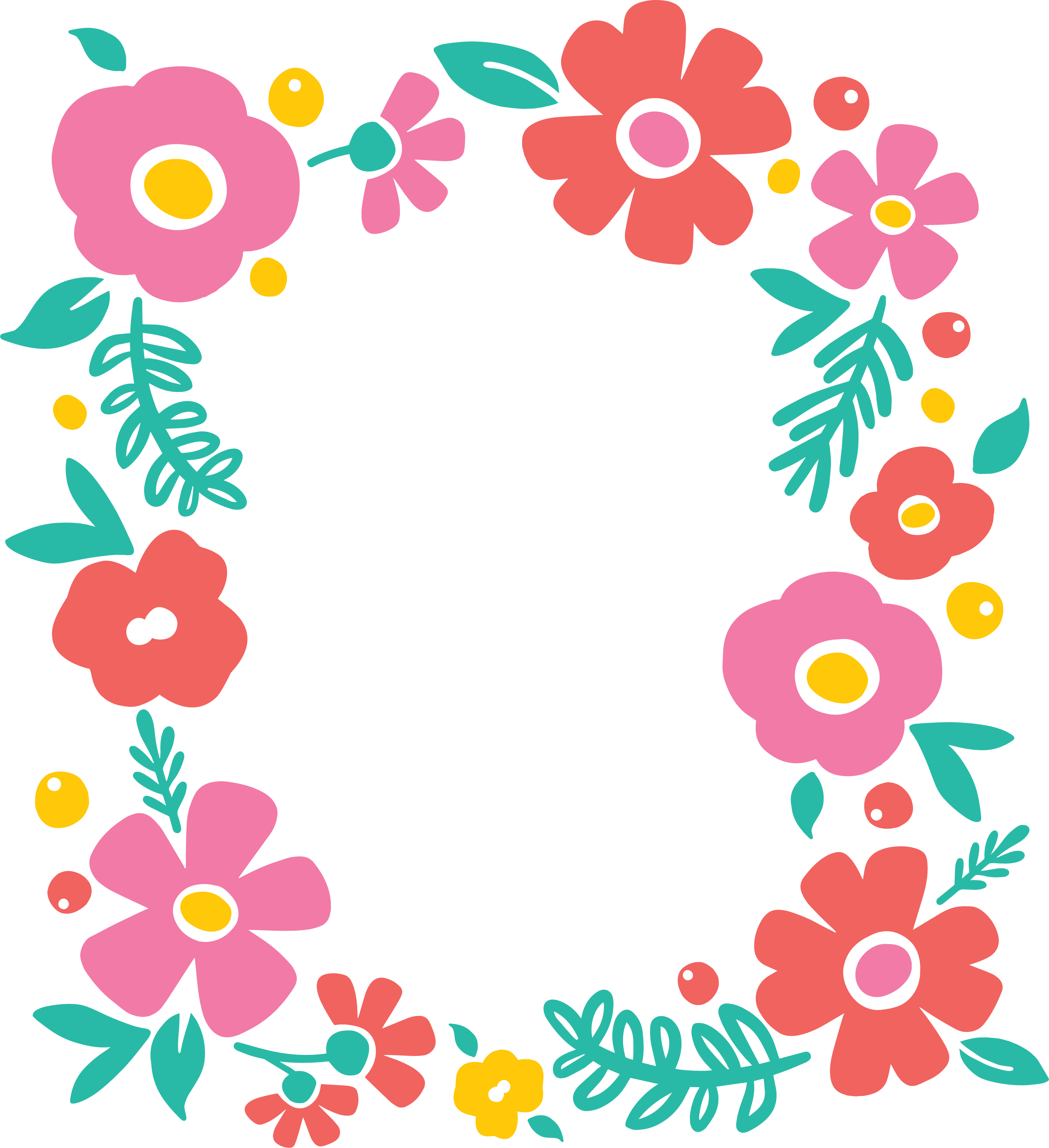 Free image flowers png freeuse Free SVG Flower Cut File for Silhouette or Cricut - Persia Lou png freeuse