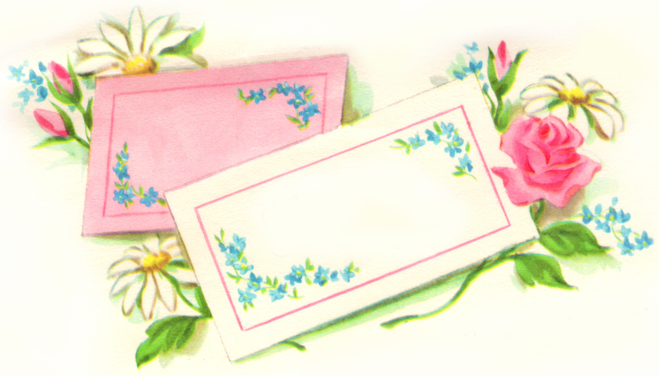 Free images flowers clipart image library stock Flower Clip Art image library stock