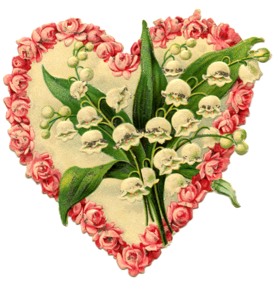 Free images of valentine flowers image library download 40 Free Valentine's Day Images! - The Graphics Fairy image library download