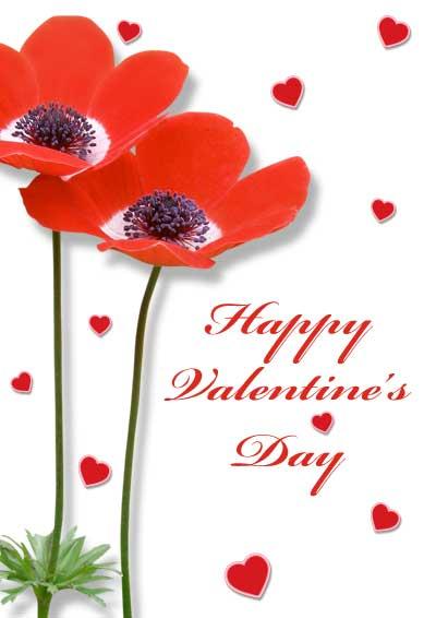 Free images of valentine flowers svg Printable Flowers Valentine Cards svg
