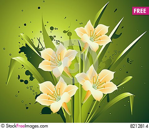 Free images spring flowers picture black and white Spring flower images free - ClipartFest picture black and white