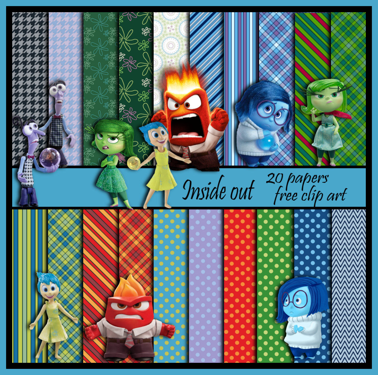 Free inside out clipart clip art free download Inside out clipart disgust - ClipartFest clip art free download