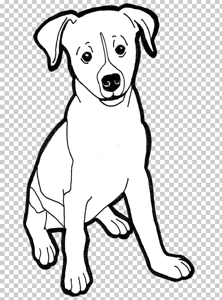 Free jack russell terrier clipart black and white svg free Puppy Dog Breed Jack Russell Terrier Parson Russell Terrier ... svg free