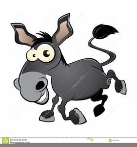 Cartoon images at clker. Free jackass clipart