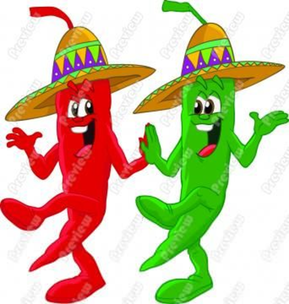 Free jalapeno clipart clipart library stock Christmas Jalapeno Clipart | Free Images at Clker.com - vector clip ... clipart library stock