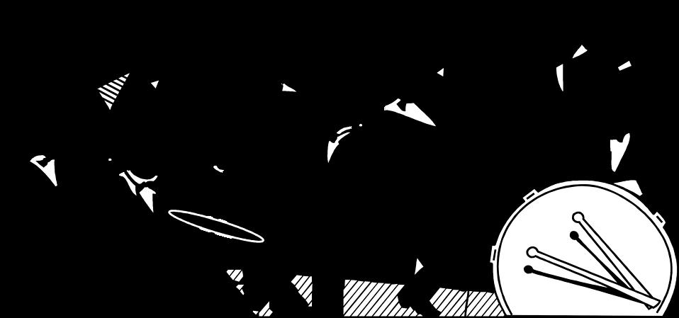 Free jazz big band clipart transparent background clip art transparent stock Free Jazz Band Silhouette, Download Free Clip Art, Free Clip Art on ... clip art transparent stock