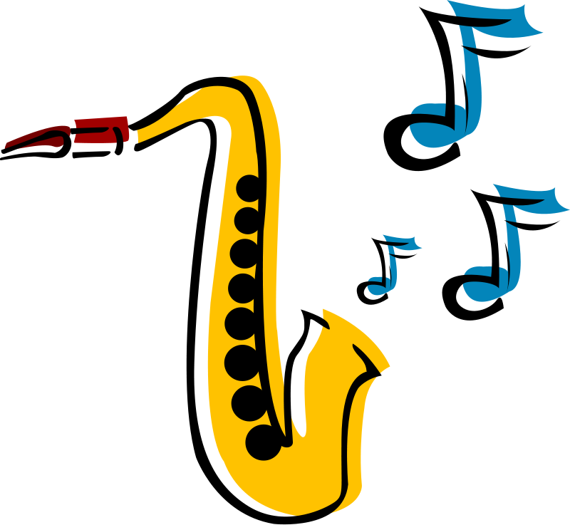 Cliparts download clip art. Free jazz clipart images