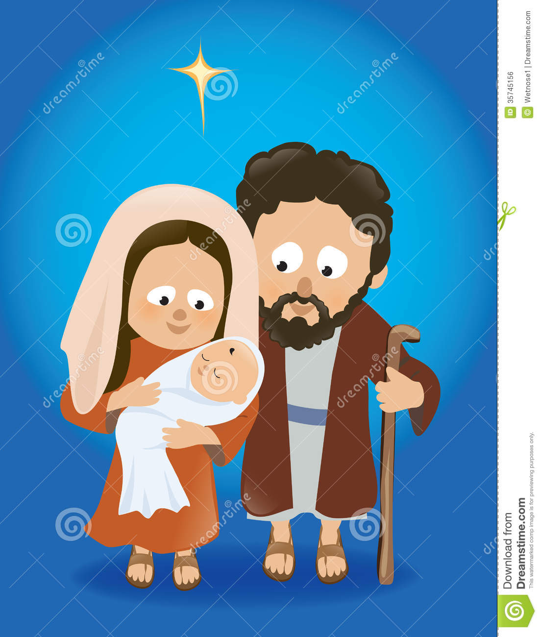 Free jesus and mary clipart jpg transparent stock Clipart baby jesus mary joseph - ClipartFox jpg transparent stock