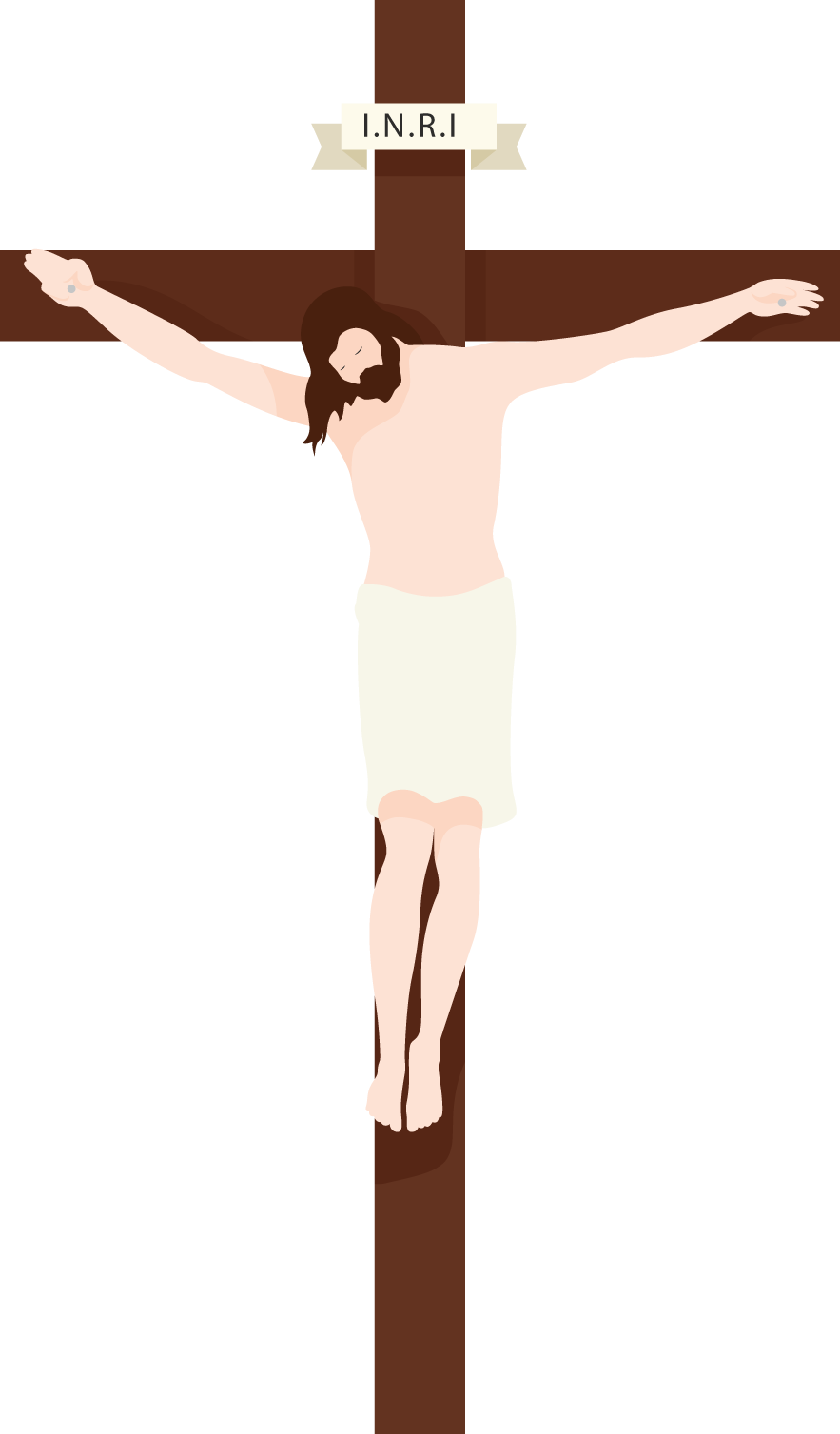 Jesus carrying the cross clipart image freeuse download Jesus Christ PNG Transparent Free Images | PNG Only image freeuse download