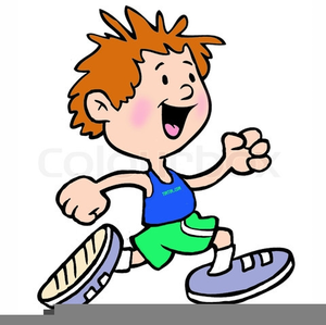 Free jog a thon clipart clipart black and white library Jog A Thon Clip Art | Free Images at Clker.com - vector clip art ... clipart black and white library