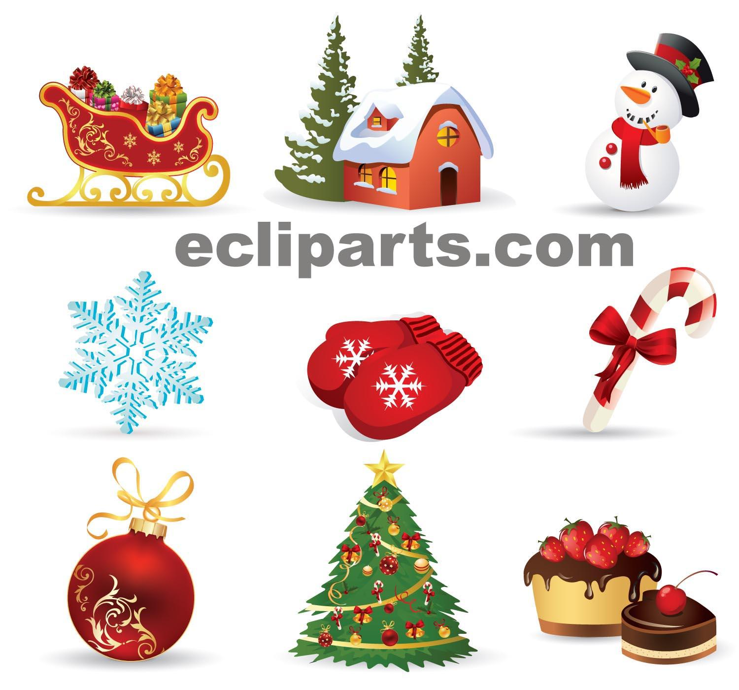 Free jpeg christmas clipart black and white stock Free images christmas clipart - ClipartFest black and white stock